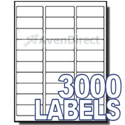 Avery 5960 label template avery white easy peel address for Avery template 48863