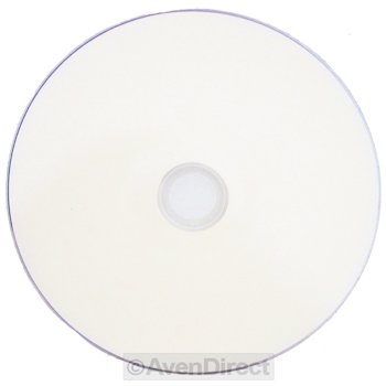 TDK 8X 8.5GB 240min White Inkjet DVD+R DL